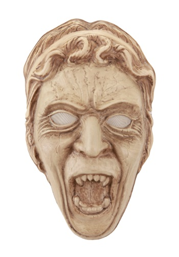 Weeping Angel Vacuform Mask By: Elope for the 2015 Costume season.