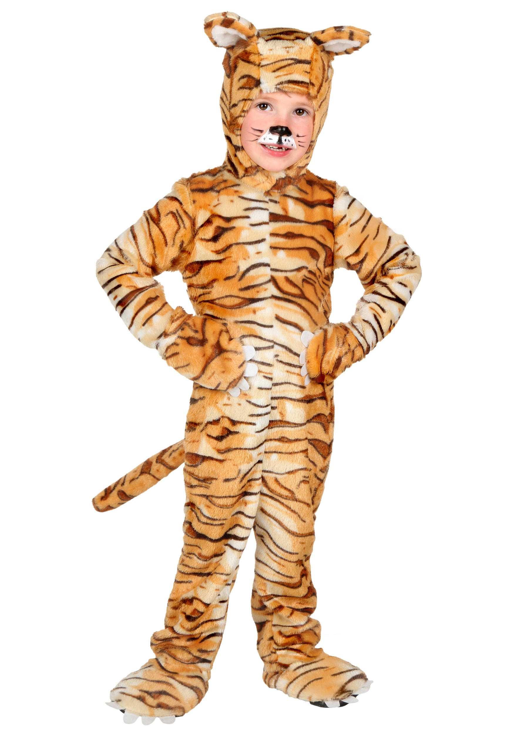 sc 1 st  Halloween Costumes & Toddler Tiger Costume