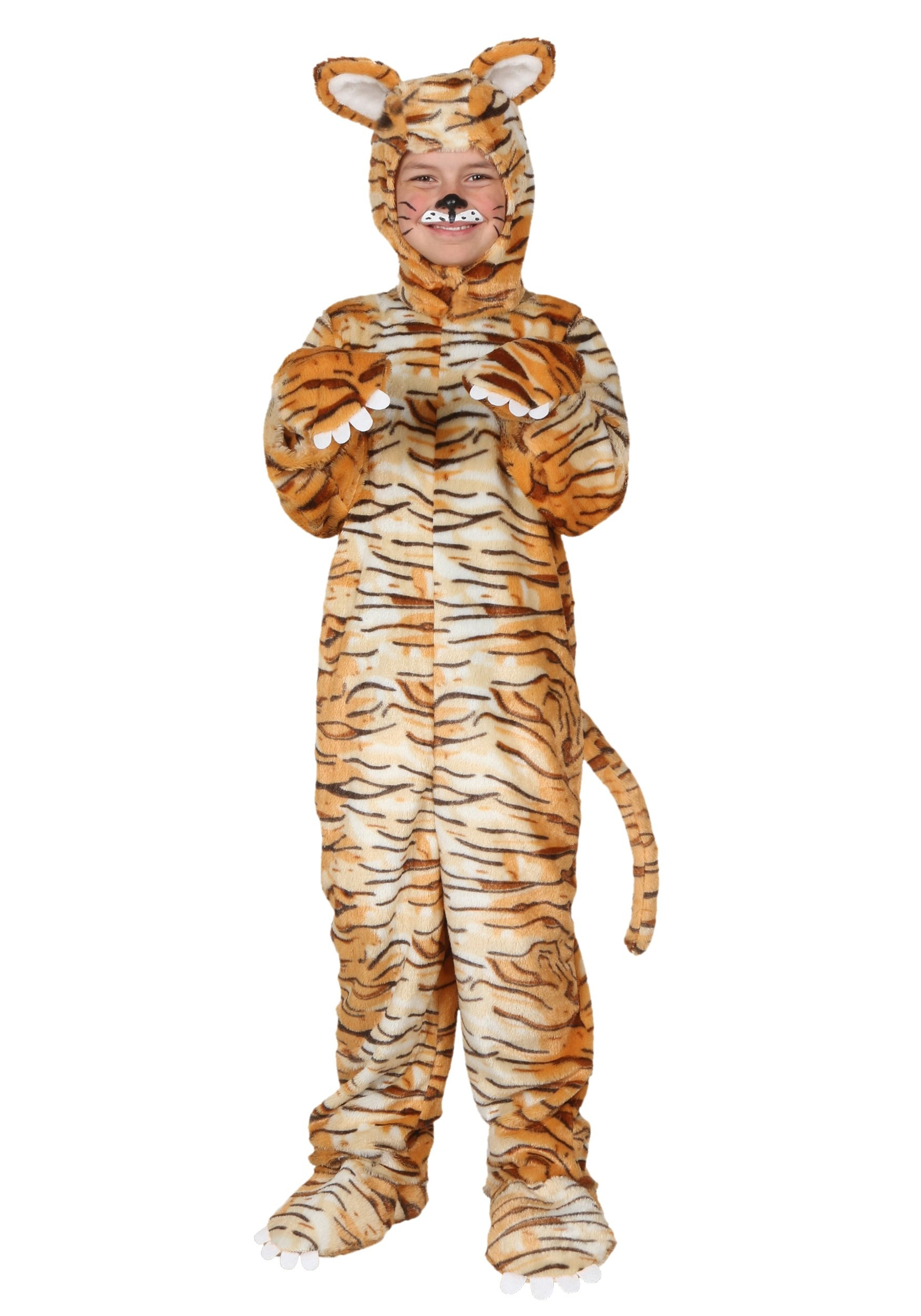 Child Tiger Costume  sc 1 st  Halloween Costumes & Tiger Costumes For Adults u0026 Kids - HalloweenCostumes.com