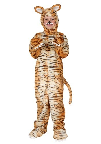 Tiger Costume for Kids 1