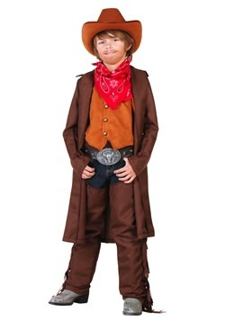 Toddler Wild West Cowboy Costume cc