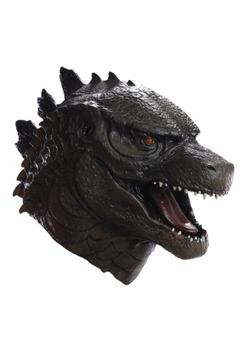 Click Here to buy Godzilla Deluxe Mask from HalloweenCostumes, CDN Funds