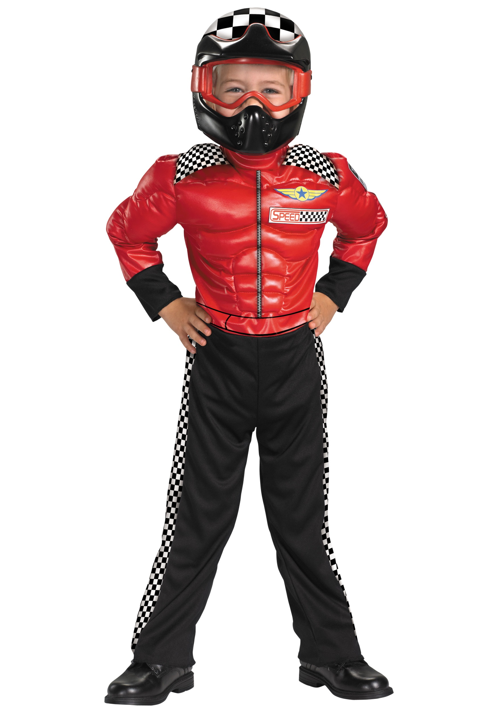 sc 1 st  Halloween Costumes & Turbo Racer Costume