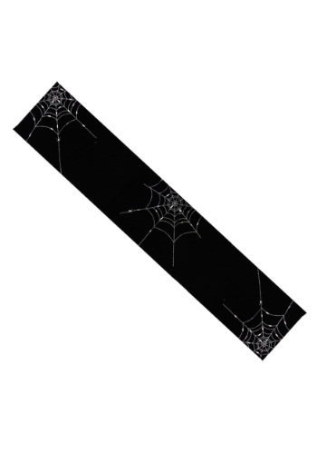 6 Spider Web Table Runner By: K&K Interiors Inc. for the 2015 Costume season.