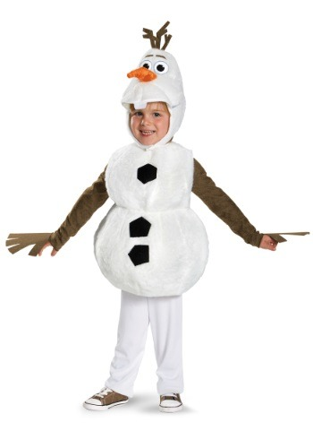 Click Here to buy Frozen Olaf Kids Costume from HalloweenCostumes, CDN Funds
