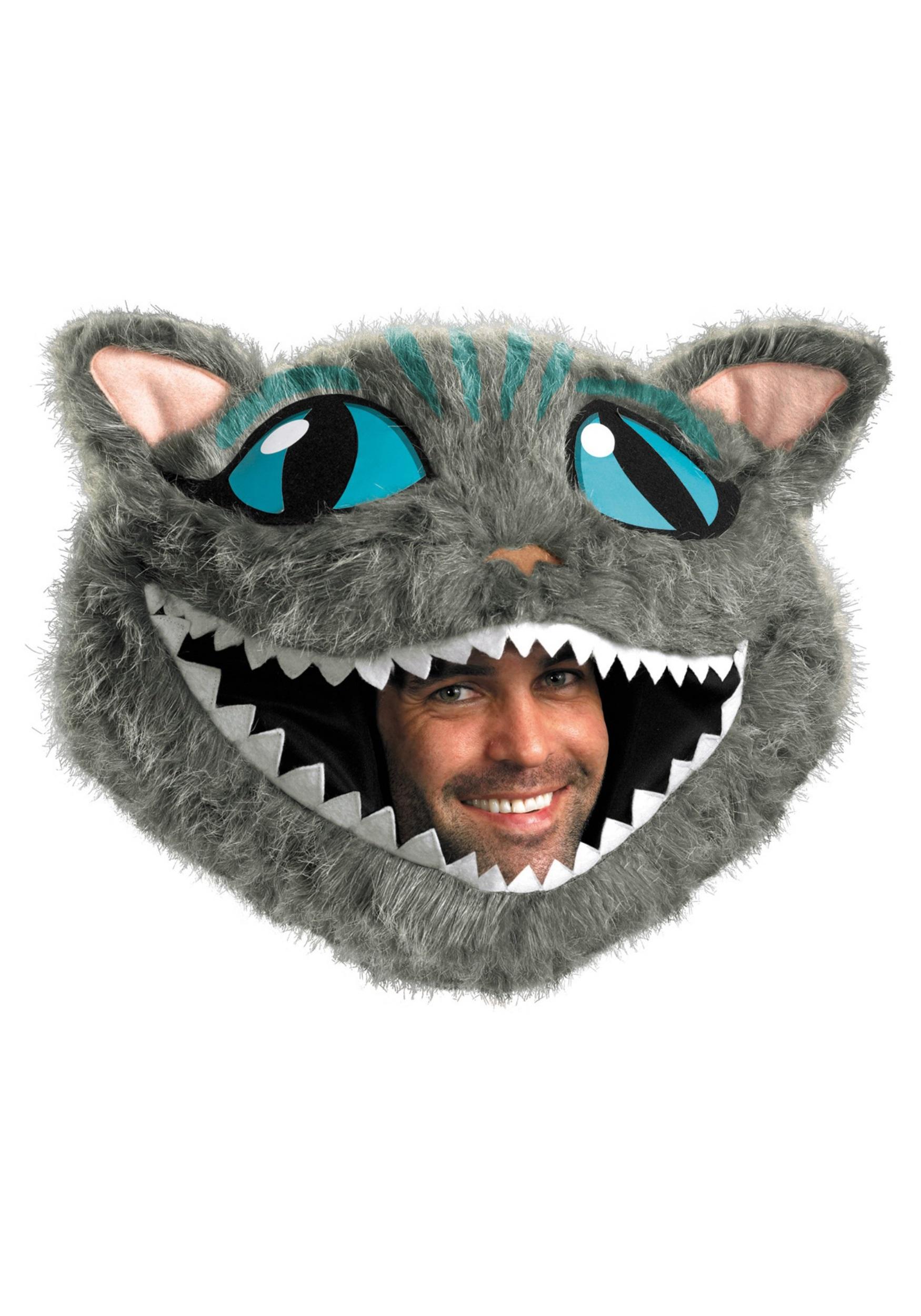 sc 1 st  Halloween Costumes & Cheshire Cat Mask