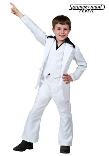 Child Deluxe Saturday Night Fever Costume By: Fun Costumes for the 2015 Costume season.