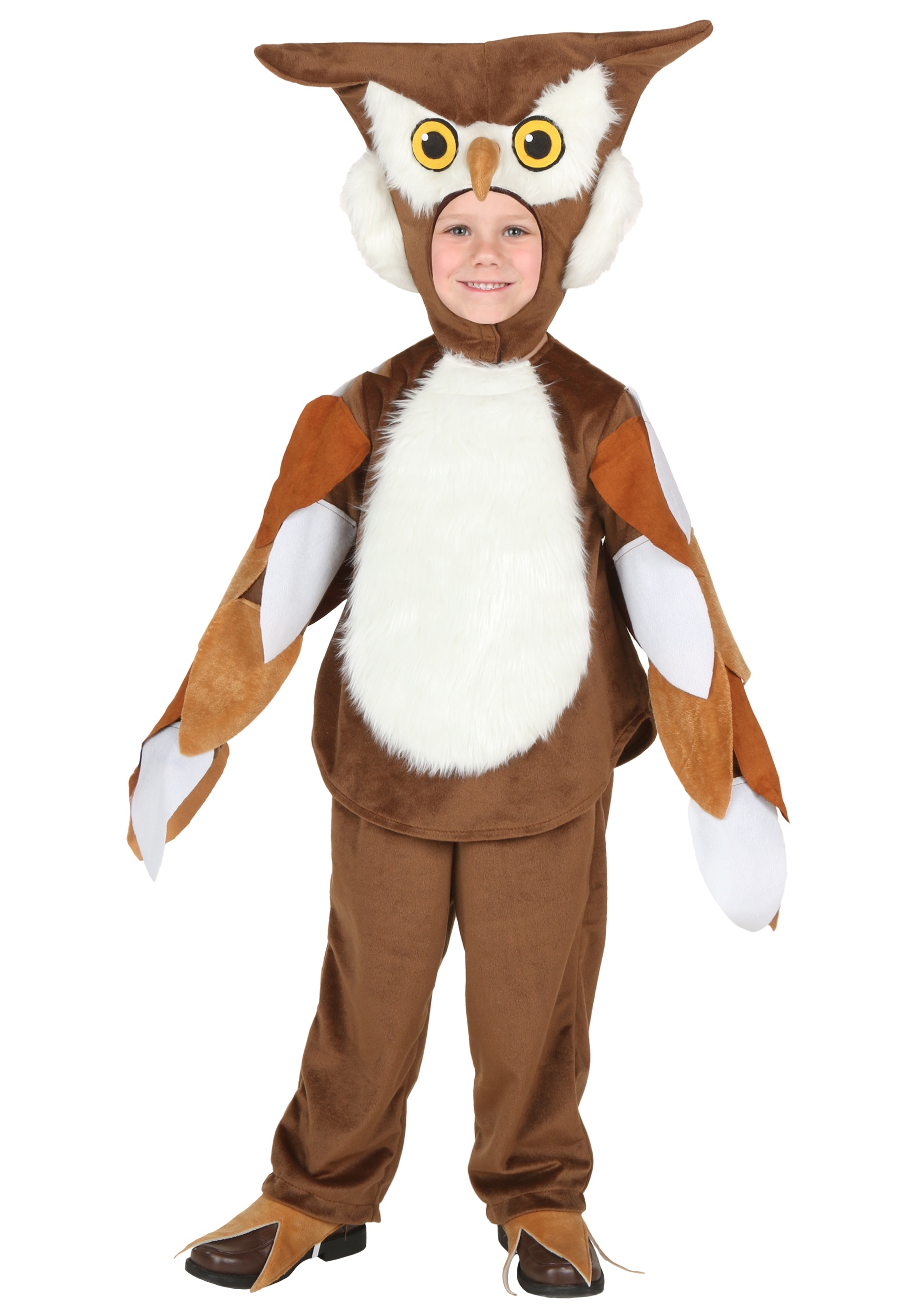 sc 1 st  Halloween Costumes & Toddler Hootie the Owl Costume