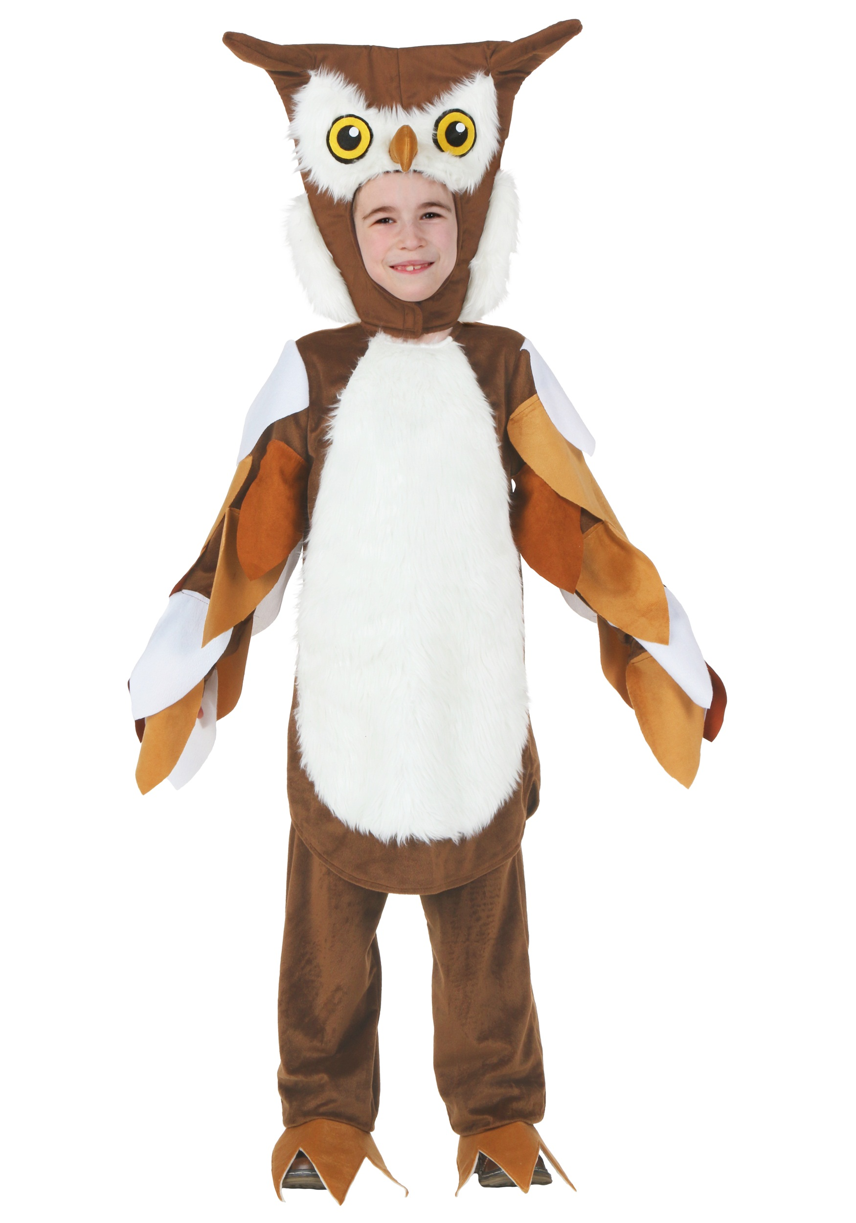 sc 1 st  Halloween Costumes & Child Owl Costume