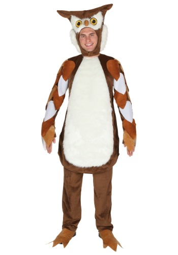 Adult Owl Costume