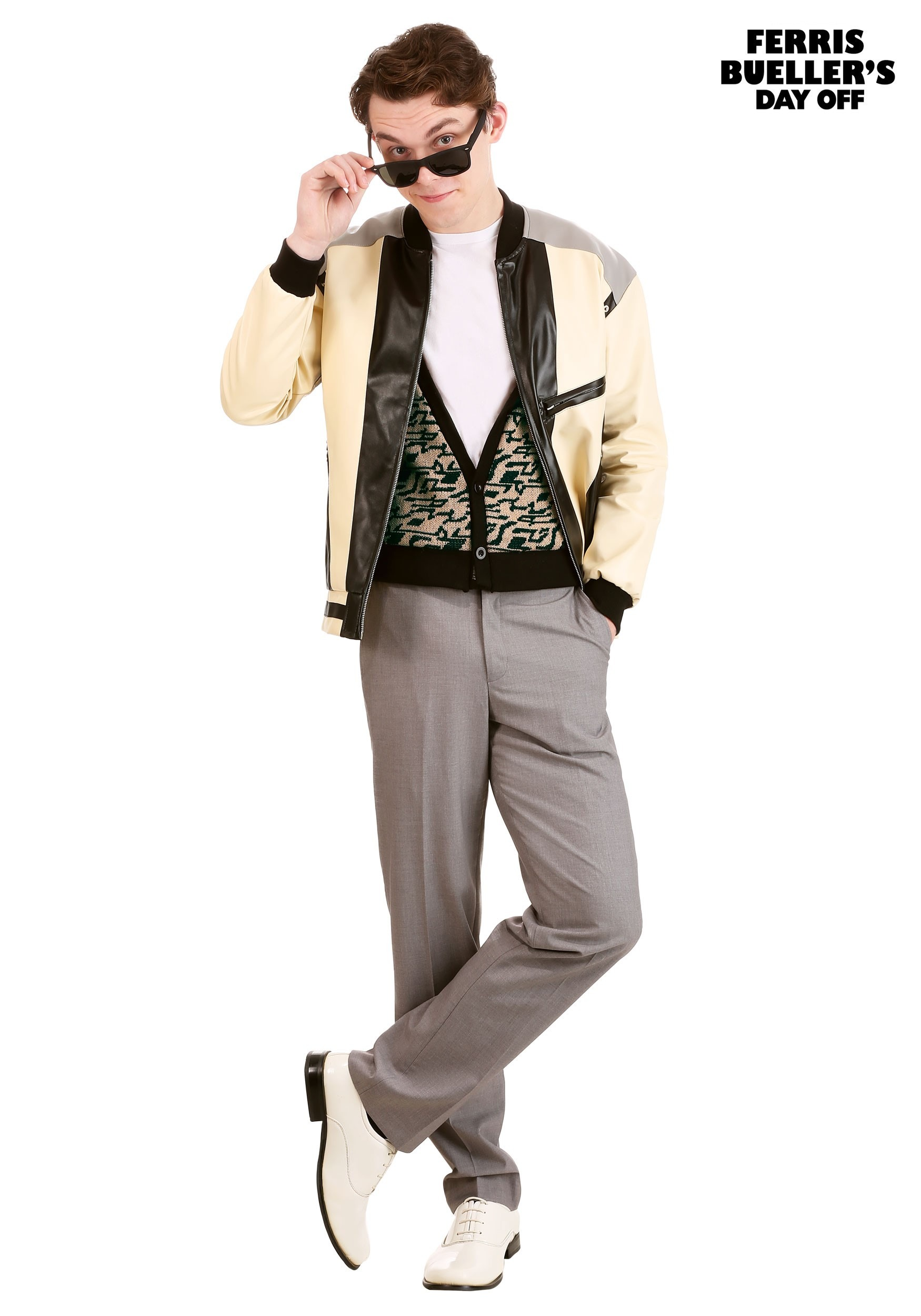 ferris bueller costume - Jimmy Page Halloween Costume