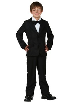 Child Black Suit cc