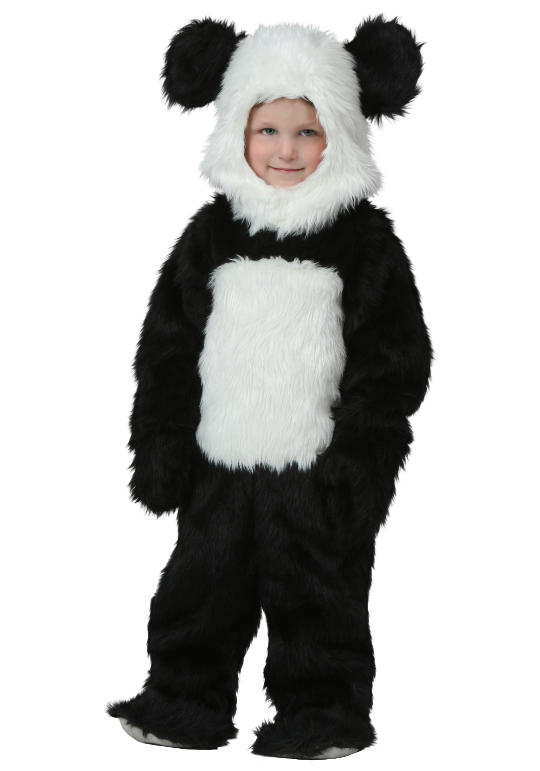 Toddler Panda Costume Briarelectricity
