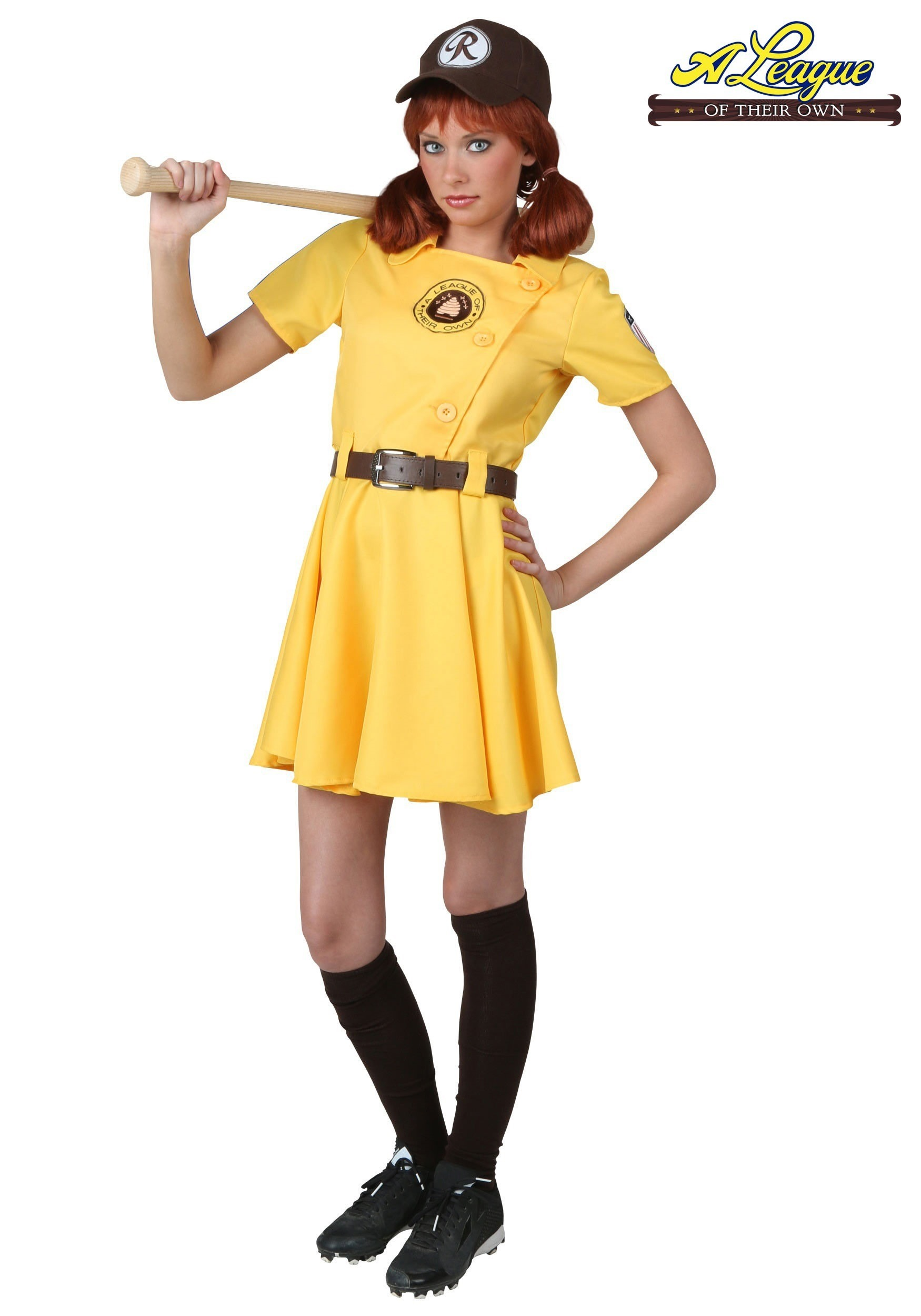 A League of Their Own Costumes - HalloweenCostumes.com  |A League Of Their Own Costume