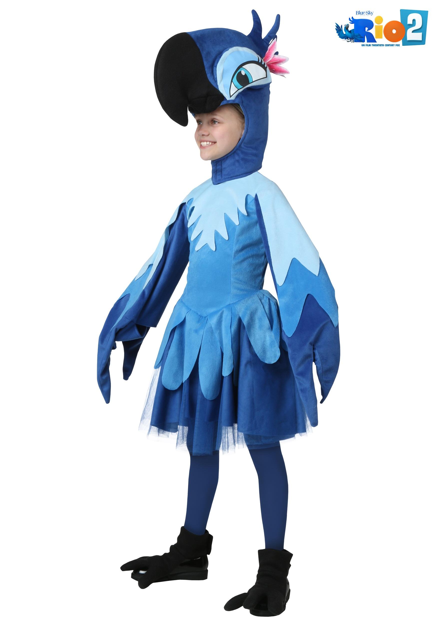 sc 1 st  Halloween Costumes & Child Rio Jewel Costume