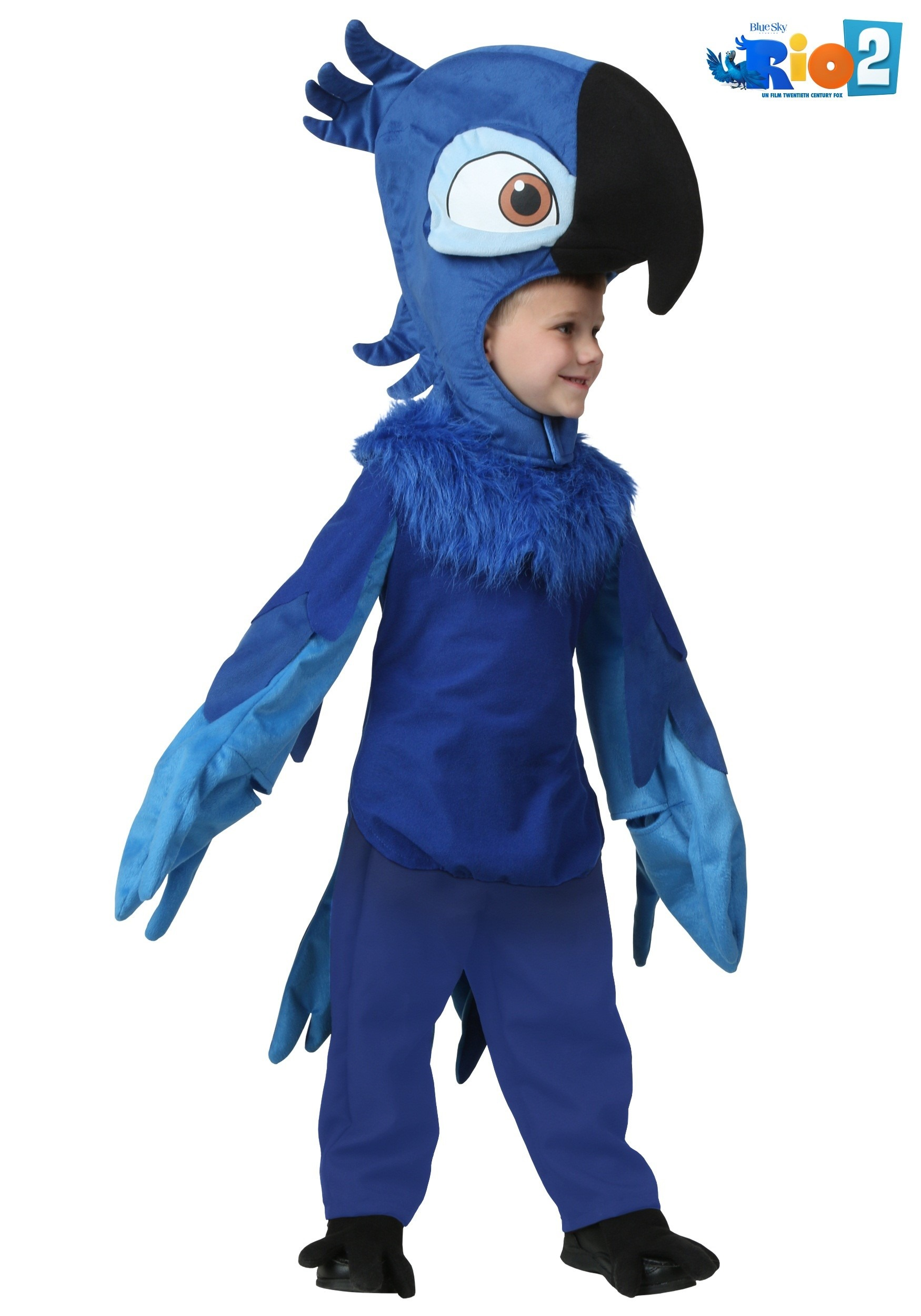 sc 1 st  Halloween Costumes & Toddler Rio Blu Costume