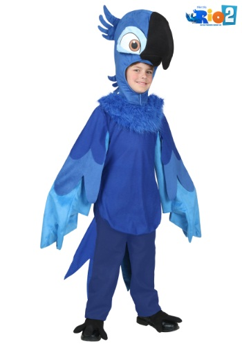 Child Rio Blu Costume By: Fun Costumes for the 2015 Costume season.