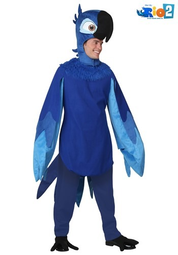 Adult Rio Blu Costume By: Fun Costumes for the 2015 Costume season.