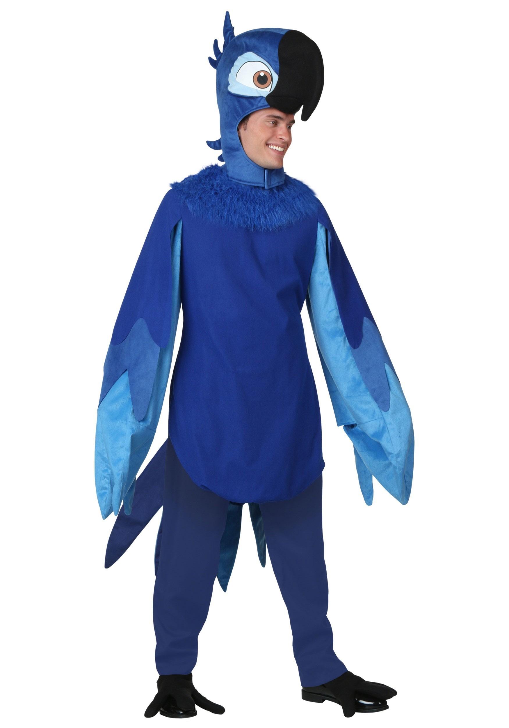 Adult rio blu costume