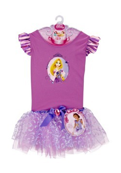 Rapunzel Ballet Dress