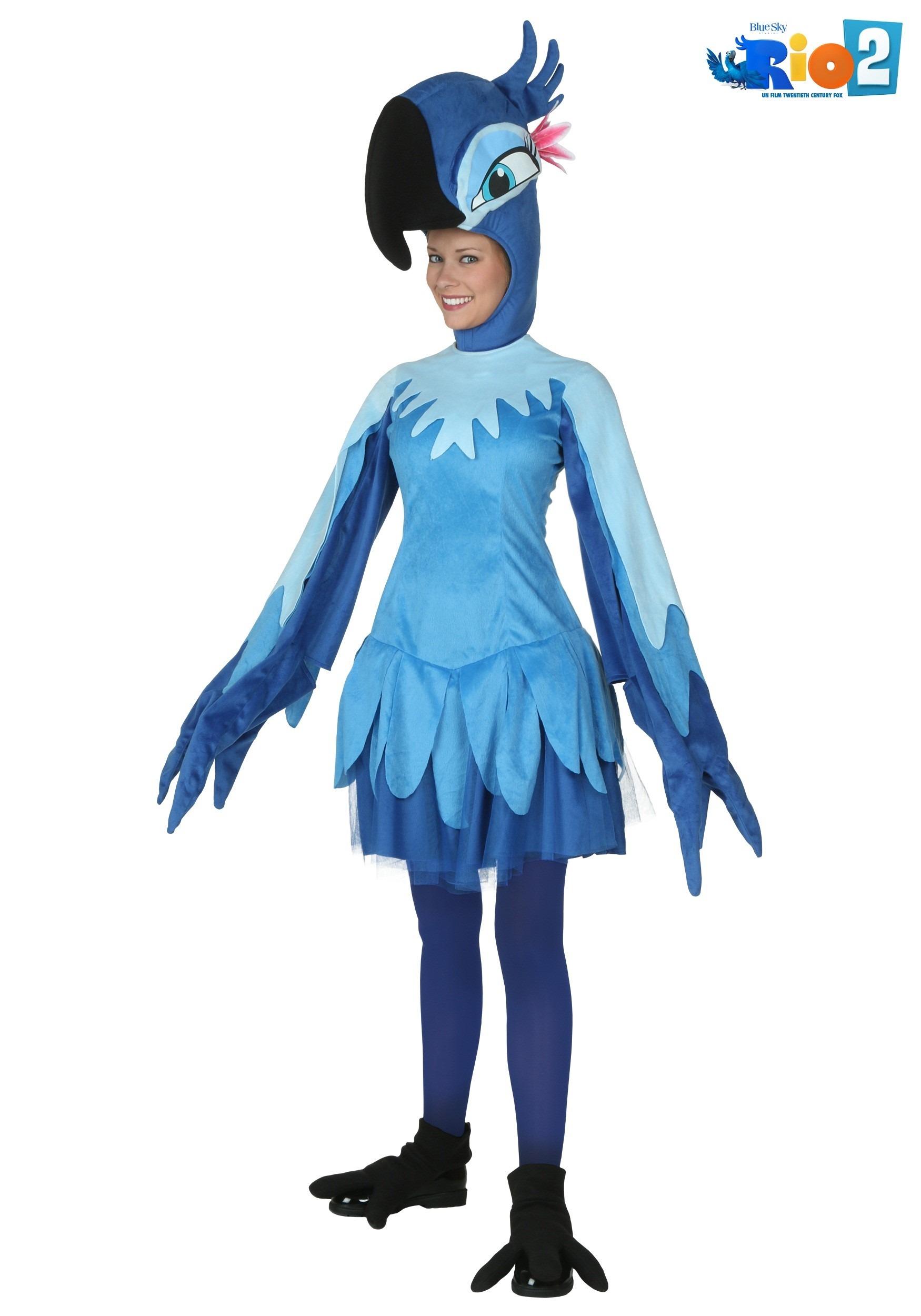 sc 1 st  Halloween Costumes & Adult Rio Jewel Costume