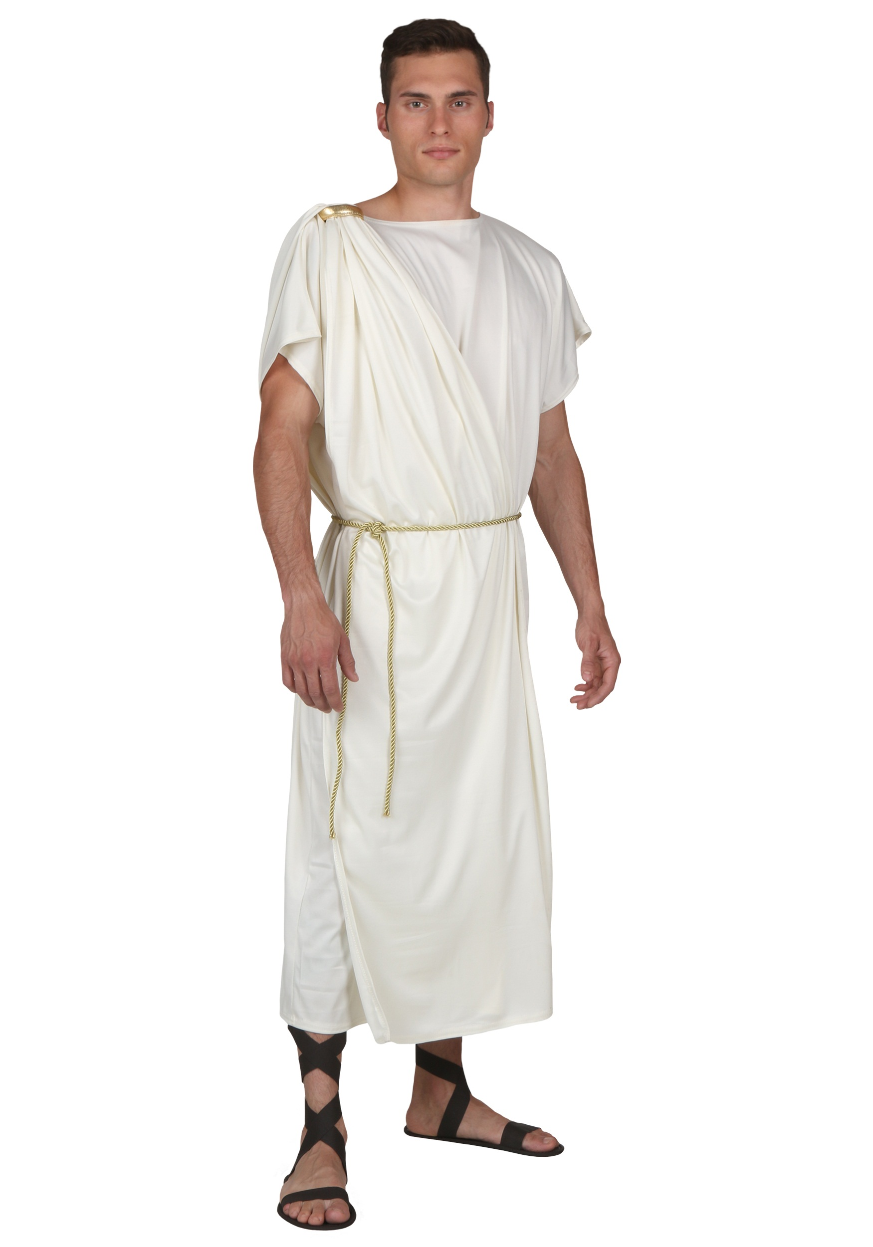 Plus Mens Toga  sc 1 st  Halloween Costumes & Plus Size Menu0027s Toga 2X