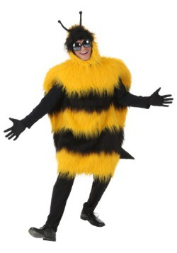 Honey bee halloween adult costume congratulate, what