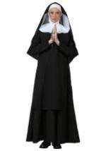 Plus Size Deluxe Nun Costume