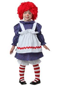 Toddler Little Rag Doll Costume