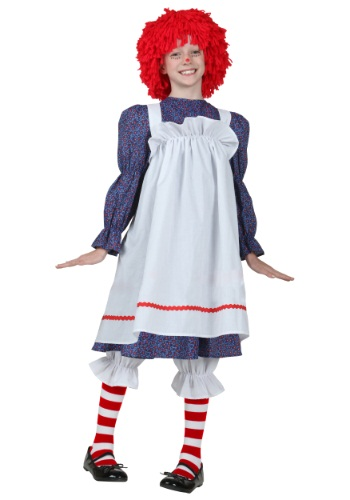 Click Here to buy Kids Rag Doll Costume from HalloweenCostumes, CDN Funds