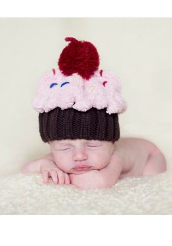 Infant Cupcake Sprinkled with Love Hat By: Princess Paradise for the 2015 Costume season.