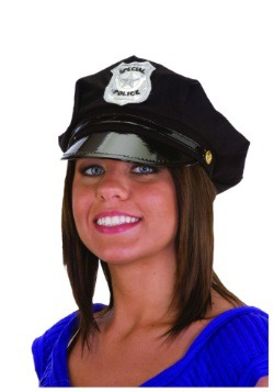 Adult Policeman Hat