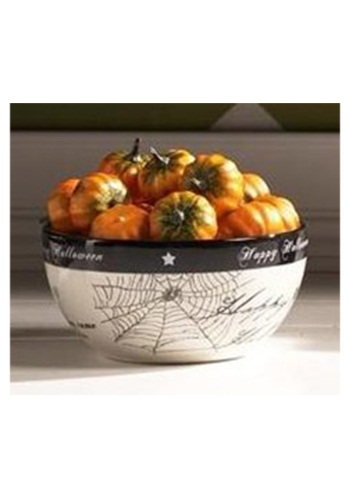 36-Piece Small Orange Pumpkins Set Halloween Decoration