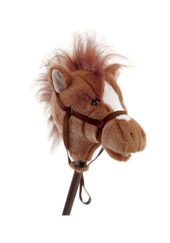 "Easy RideUm Brown Horse 33"" Horse on a Stick"