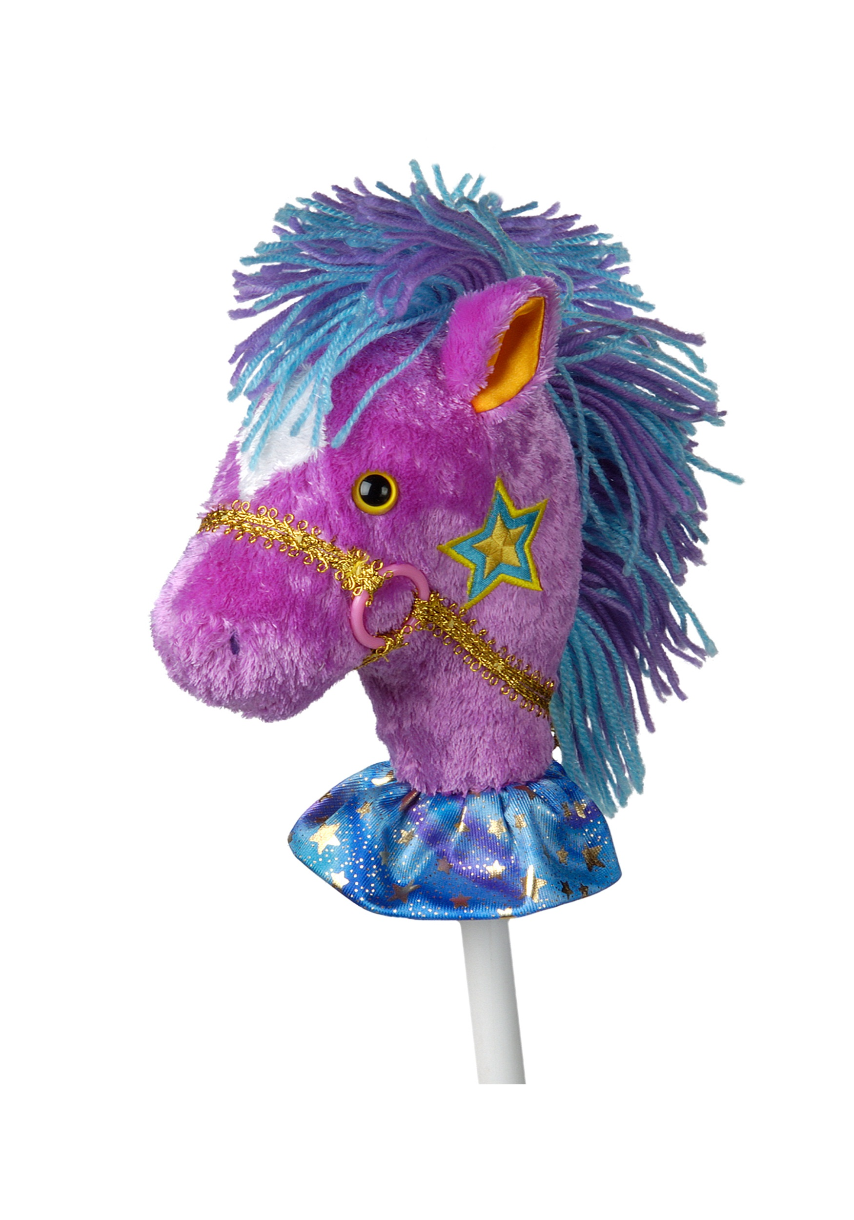 "Fancy Prancer Precious Pony 33"" Horse on a Stick MAM11750"