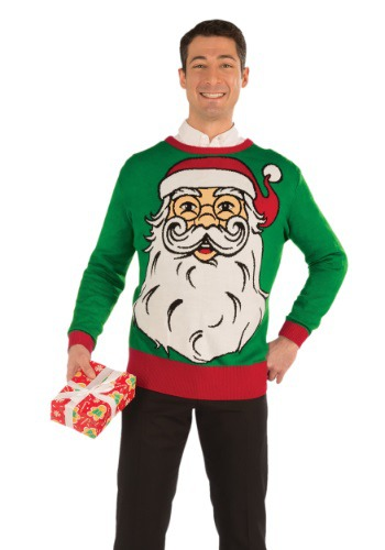 Santa Christmas Sweater By: Forum Novelties, Inc for the 2015 Costume season.