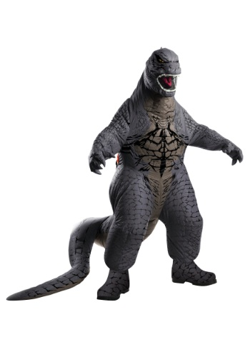 Deluxe Inflatable Child Godzilla Costume By: Rubies Costume Co. Inc for the 2015 Costume season.