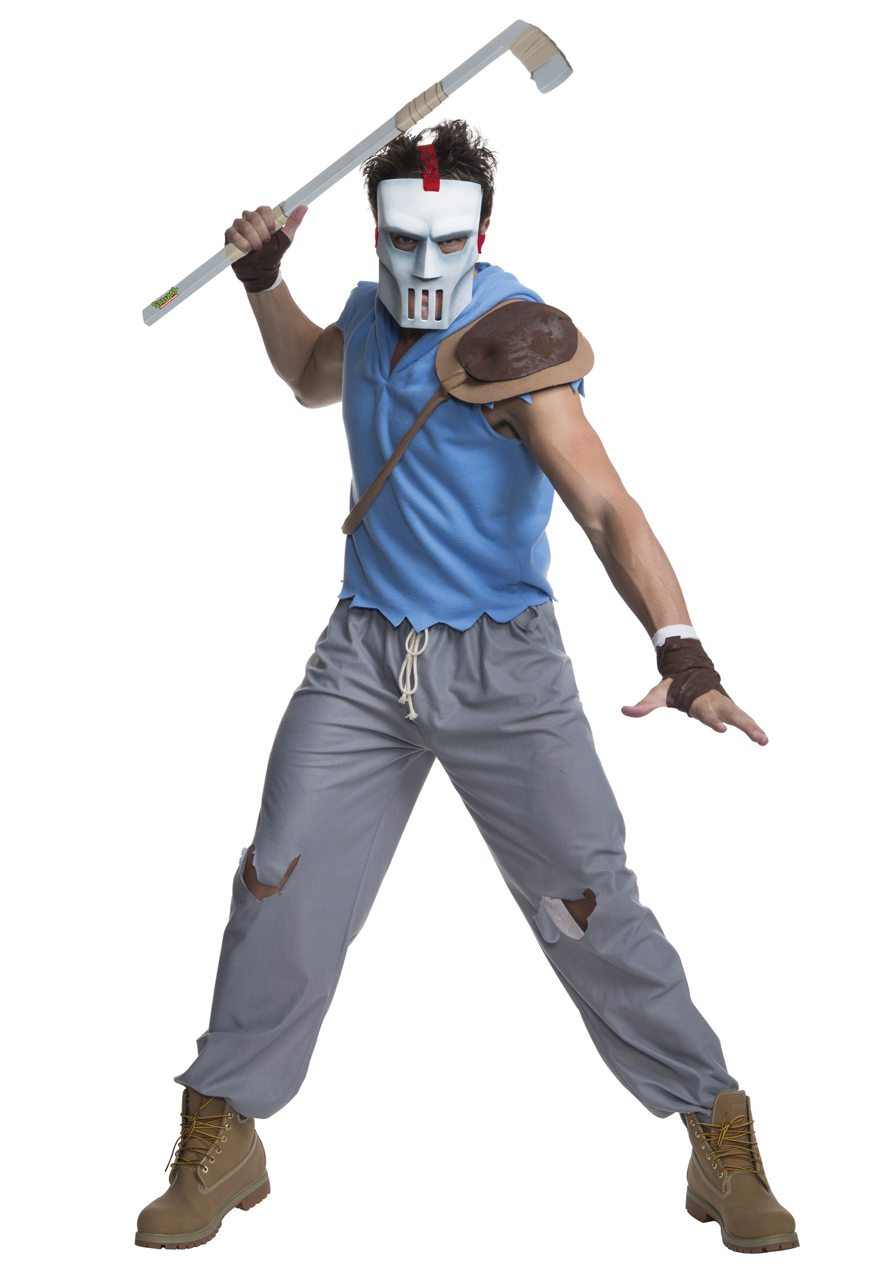 TMNT Adult Casey Jones Costume  sc 1 st  Halloween Costumes & Teenage Mutant Ninja Turtles Costumes - HalloweenCostumes.com