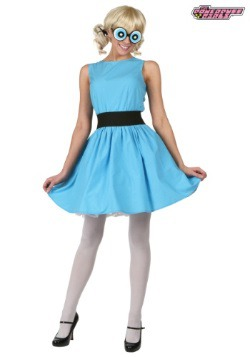 Bubbles Powerpuff Girl Costume