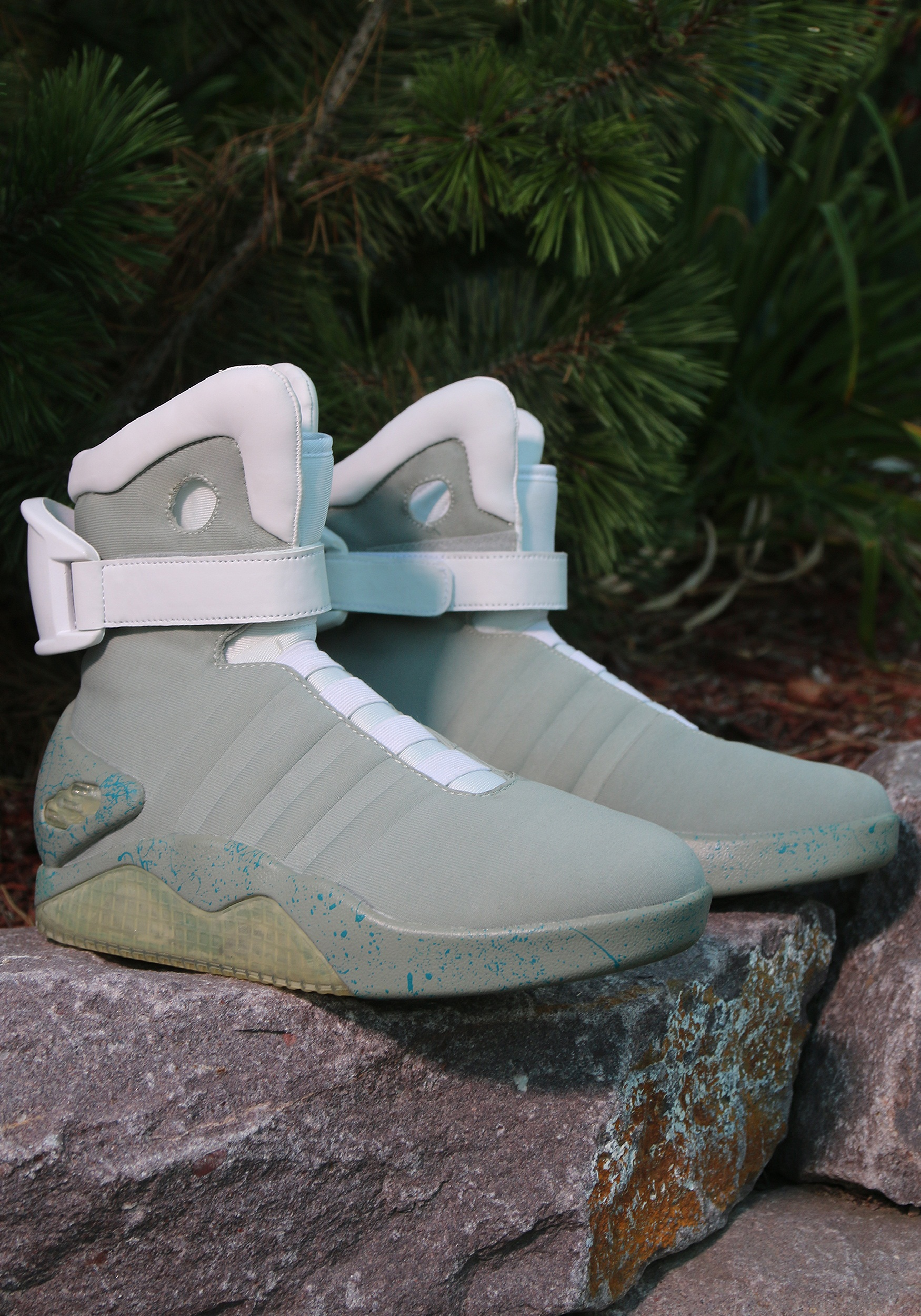 Cheap nike air mag china -  Back To The Future 2 Light Up Shoes Alt 3