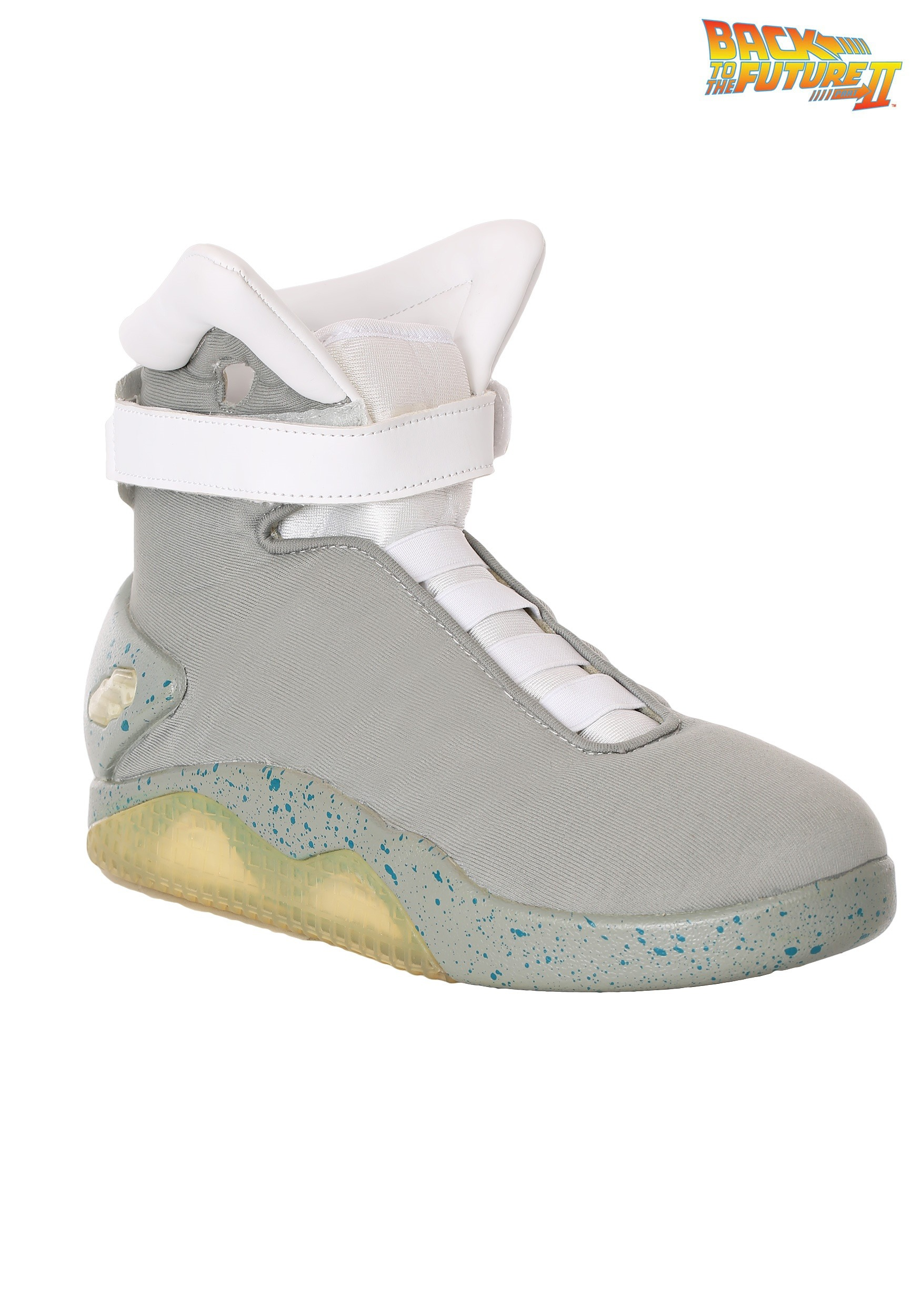 official photos 6099a d453e Back to the Future 2 Light Up Shoes