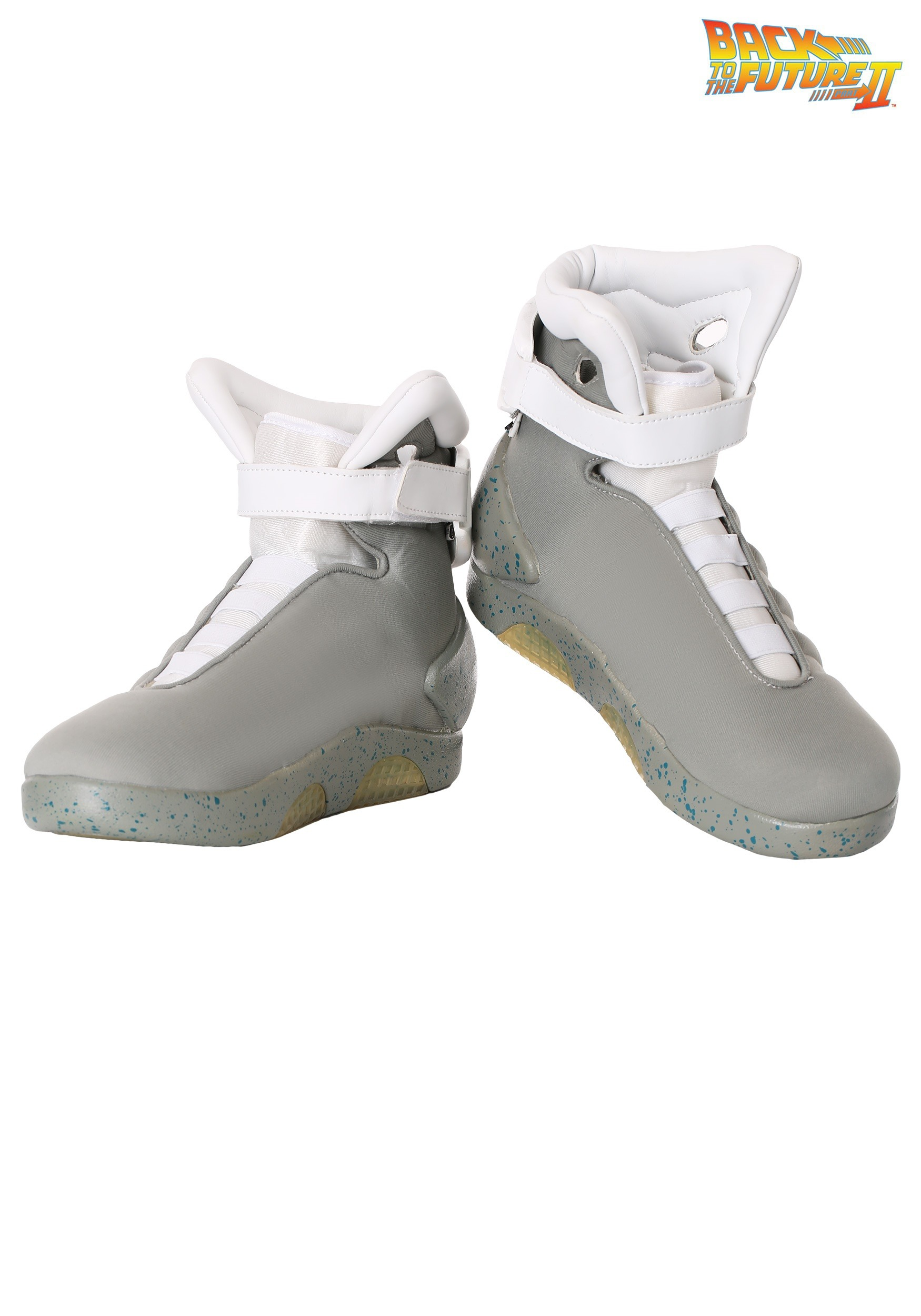 official photos f632c 1dd2d Back to the Future 2 Light Up Shoes