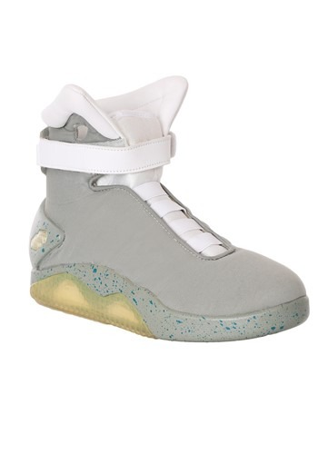 Image of Back to the Future 2 Light Up Shoes