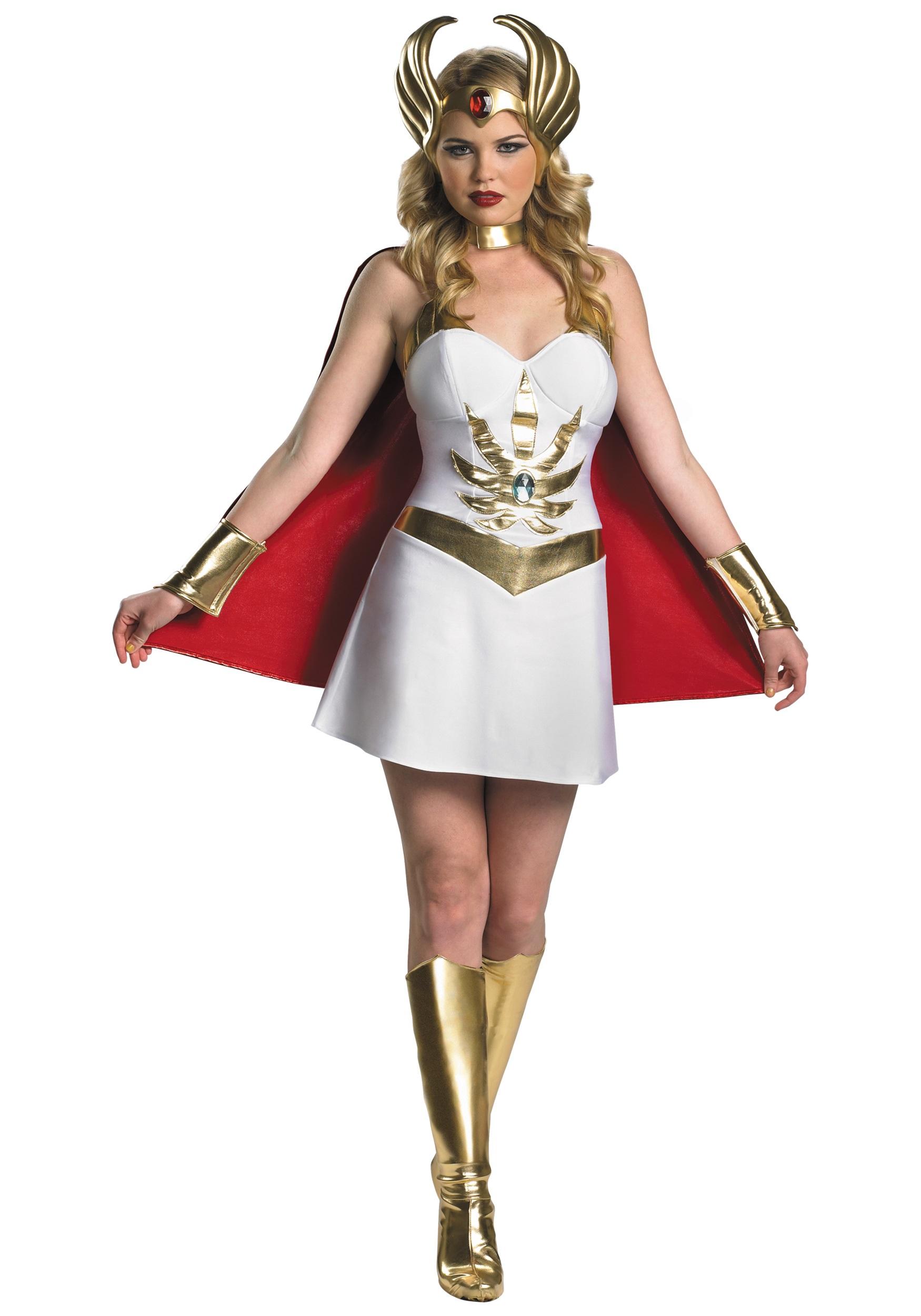 Adult She Ra Costume  sc 1 st  Halloween Costumes & He-Man u0026 She-Ra Costumes