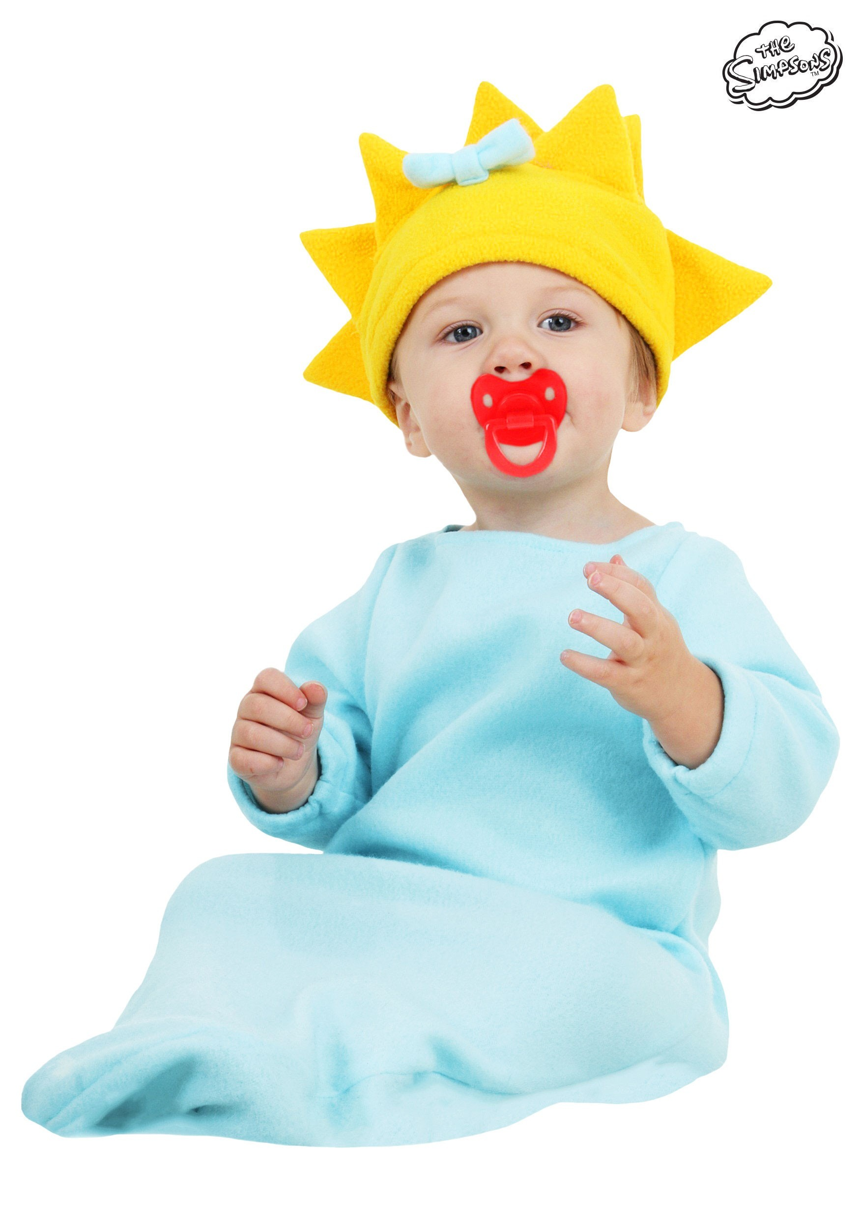 Maggie Simpson Costume  sc 1 st  Halloween Costumes : minion toddler girl costume  - Germanpascual.Com