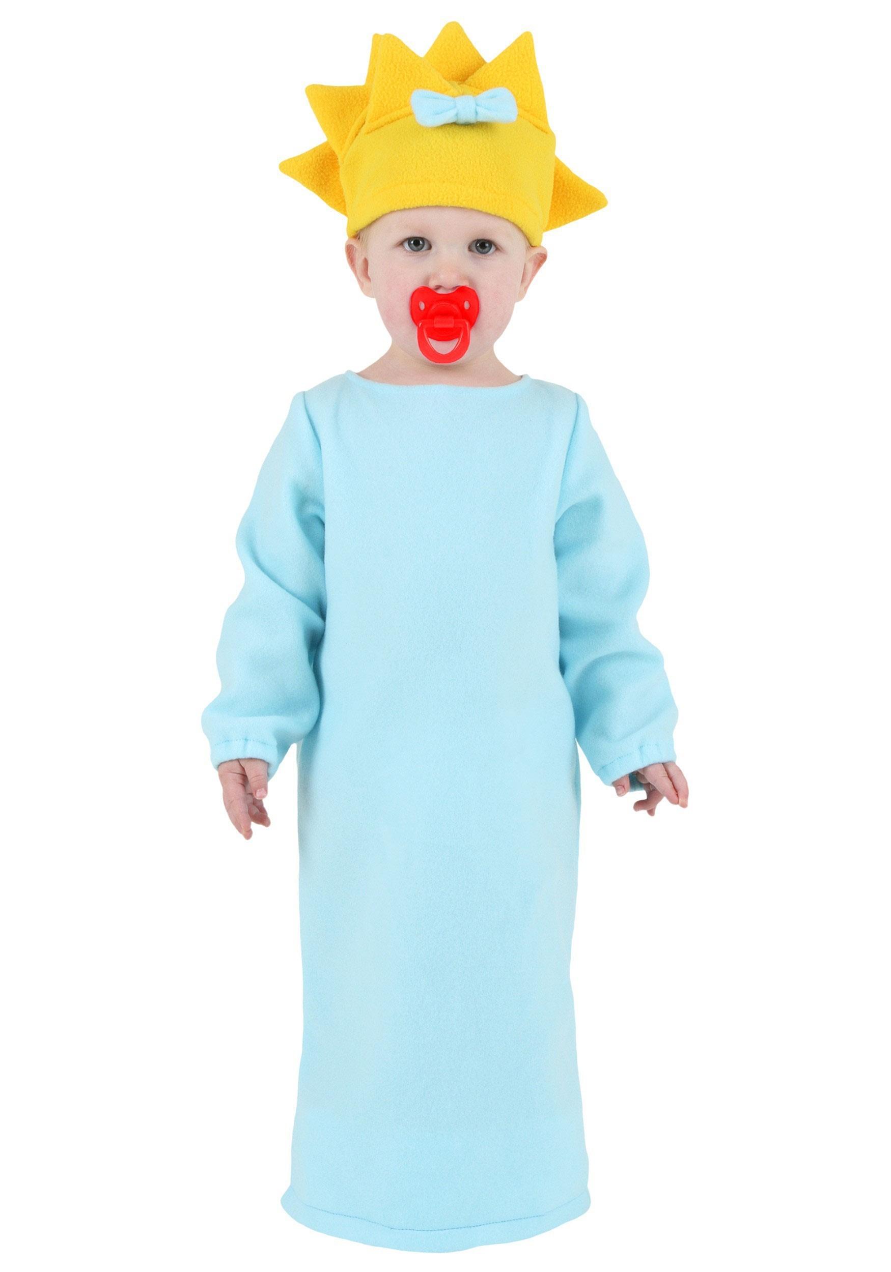 maggie simpson costume