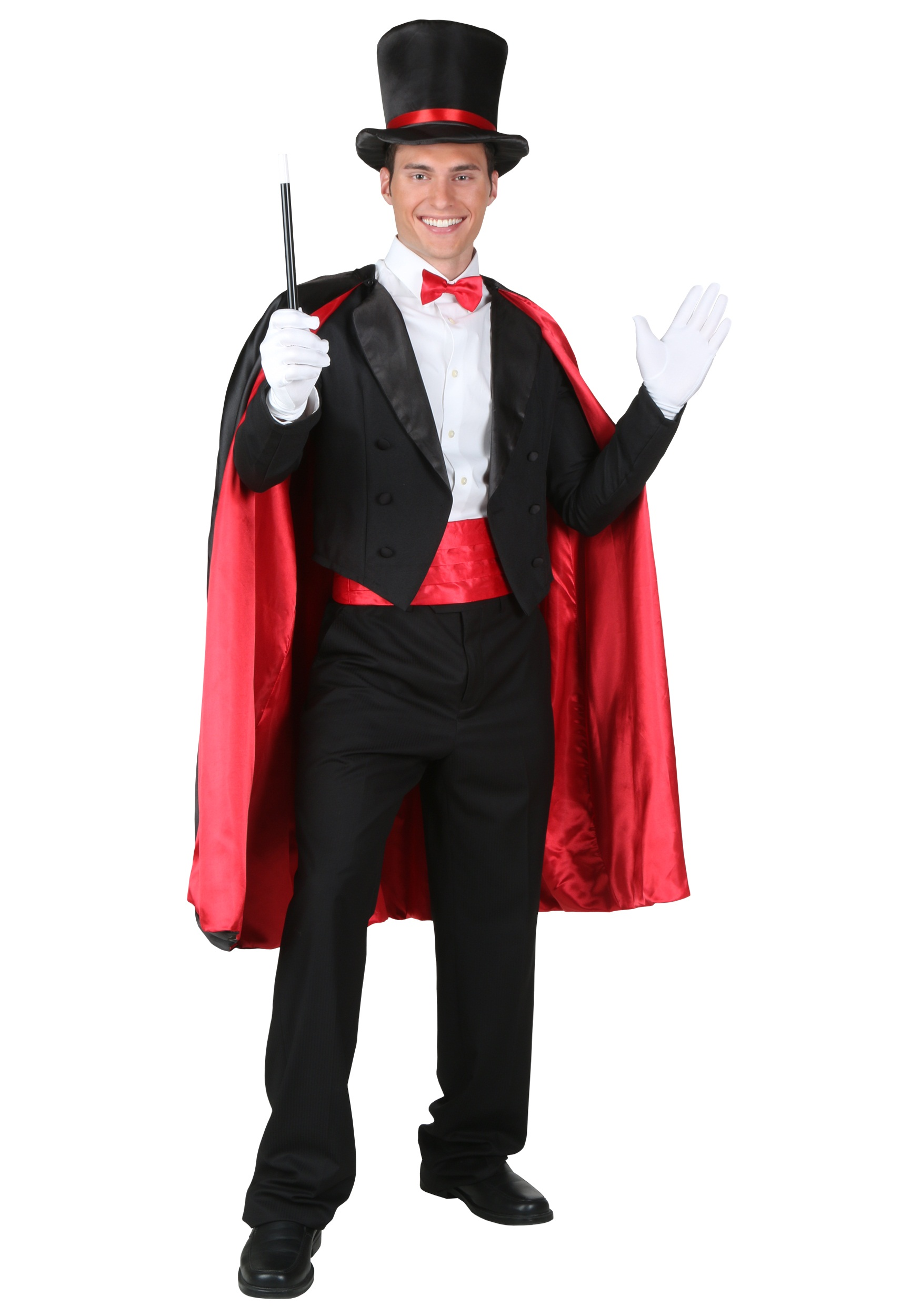 Magician Costumes - Magician Halloween Costumes for Adults and Kids