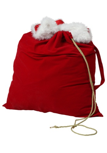 Deluxe Santa Sack By: Fun Costumes for the 2015 Costume season.