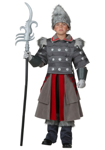 Witch Guard Costume for Kids
