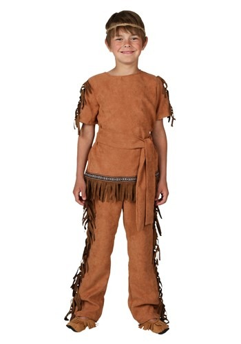 Click Here to buy Kids Native American Costume from HalloweenCostumes, CDN Funds